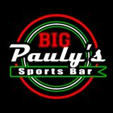 Big Paulys Sports Bar Logo